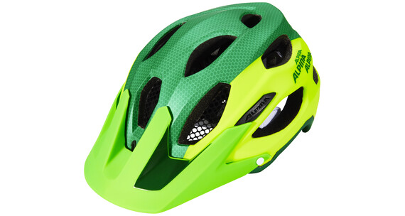 Alpina Carapax Helm green